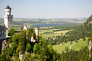 Europe, germany, bavaria, architecture, castle, castles, palace, palaces, fussen, neuschwanstein, schloss neuschwanstein, neuschwanstein castle.
