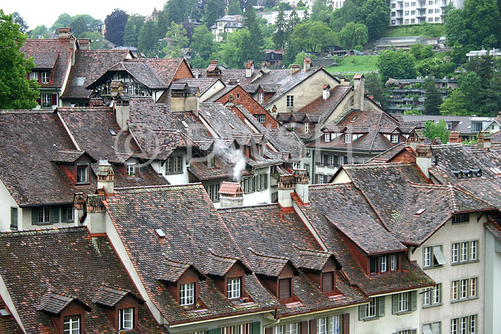 Europe switzerland swiss architecture Bern house houses housing roof roofs rooves. stock photo or image from DW Stock Picture Library & Europe switzerland swiss architecture Bern house houses ... memphite.com