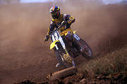 Australia, australian, Sport pictures, Sports, outdoors, man, men, male, males, helmet, helmets, speed, dust, dusty, dirt, dirt bike, dirt bikes, race, races, racing, sign, signs, motorbike, motorbikes, dirt bike racing, dirtbike racing, motor racing, motocross, motorcross, motocross racing, motorcross racing.