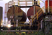 Australia, New South Wales, granville, refinery, refineries, gas, tank, tanks, storage tank, storage tanks, CS34,