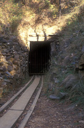 Australia, New South Wales, hill end, mine, mines, mining, shaft, shafts, mine shaft, mine shafts, track, tracks, bald hill, bald hill mine, tunnel, tunnels.
