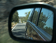 Australia, pacific, Pacific highway, transport, transportation, vehicle, vehicles, car, cars, vehicle, vehicles, motor vehicle, motor vehicles, mirror, mirrors, car mirror, car mirrors, road, roads, sealed, sealed road, sealed roads.