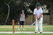 Australia, SA, South Australia, Sport pictures, Sports, cricket, cricket game, cricket games, cricket match, cricket matches, boy, boys, male, males, hat, hats, teenager, teenagers, teenage boy, teenage boys, adolescent, adolescents.