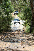 Transport, transportation, vehicle, vehicles, four-wheel drive, four-wheel drives, 4wd, 4wds, fourwheel drive, fourwheel drives, car, cars, vehicle, vehicles, border, borders, SA, South Australia, creek, creeks, forest, forests, cox scrub.