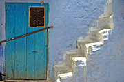 Morocco, chefchaouen, house, houses, housing, door, doors, doorway, doorways, blue, rif, rif mountains, architecture, BS65,