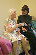 People, woman, women, people, woman, women, aged care, aged care facility, aged care facilities, female, females, old, coffee, tea, cup of coffee, cups of coffee, cup of tea, cups of tea, aged, elderly, old woman, old women, elderly woman, elderly women, pensioner, pensioners, nursing home, nursing homes, bedroom, bedrooms, bed, beds, indoors, cup, cups, cup of tea, cups of tea, tea, Australia, Sport pictures, Sports, balloon images, hot air balloons