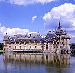 France, Europe, French, Architecture, French architecture, chateau, chateaus, chantilly, chateau chantilly, chateau de chantilly, AB67,
