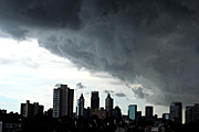 Australia, Atmosphere, Meteorology, Climate, Weather, storm, storms, skyscraper, skyscrapers, highrise, high-rise, high-rise building, high-rise buildings, thunder, thunder storm, thunder storms, nsw, new South Wales, sydney, cloud, clouds.