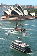 Australia, New South Wales, sydney, Australia Day, Celebration, Celebrations, Australia day celebrations, boat, boats, boating, opera house, sydney opera house, opera house, harbour, harbours, sydney harbour, DFF, DFFICONS.