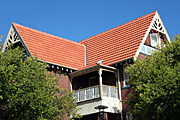 Australia, New South Wales, sydney, architecture, house, houses, housing, balcony, balconies.