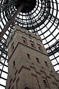 Australia, vic, victoria, melbourne, industry, history, historical, window, windows, tower, towers, shot, shot tower, shot towers, history, architecture, shop, shops, shopping, shopping centre, shopping centres, dome, domes, glass, melbourne shot tower.
