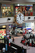 Australia, vic, victoria, melbourne, industry, architecture, shop, shops, shopping, shopping centre, shopping centres, clock, clocks, watch, watches, retail, retail industry, DFF, DFFIND.