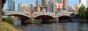 Australia, vic, victoria, melbourne, garden, gardens, alexandra, princess bridge, princess, architecture, bridge, bridges, river, rivers, yarra, yarra river.