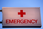 Australia, sign, signs, hospital, hospitals, hospital sign, hospital signs, emergency, emergencies, emergency sign, emergency signs, emergency department, emergency departments, red cross, cross, crosses, accident, accidents, pain.