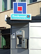 Automatic teller, automatic tellers, automatic teller machine, automatic teller machines, bank, banks, banking, money, ATM, AtM machine, ATM machines, sweden, cash, dispenser, dispensers, AB67,