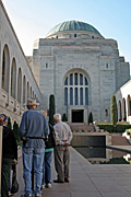 Australia, act, australian capital territory, territory, territories, Canberra, great dividing range, architecture, memorial, memorials, war memorial, war memorials, australian war memorial, people, man, men, dome, domes.