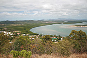 Australia, Qld, cooktown, river, rivers, endeavour, endeavour river, water, PA76,
