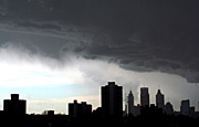 Australia, New South Wales, Atmosphere, Meteorology, Climate, Weather, sydney, storm, storms, storm cloud, storm clouds, skyscraper, skyscrapers, highrise, high-rise, high-rise building, high-rise buildings.
