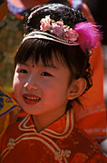 Australia, New South Wales, sydney, new year, chinese, chinese new year, chinatown, child, children, girl, girls, people, female, females, celebration, celebrations, hat, hats.