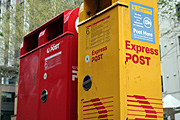 Australia, New South Wales, sydney, communication, communications, mail, post, letter, letters, letterbox, letterboxes, letter box, letter boxes, express, express post, australia post.