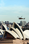 Australia, New South Wales, sydney, transport, transportation, vehicle, vehicles, aviation, helicopter, helicopters, chopper, choppers, armed forces, army, australian, australian army, blackhawk, blackhawk helicopter, blackhawk helicopters, opera house, opera houses, opera, sydney opera house.