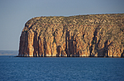 Australia, WA, Western Australia, kimberleys, the kimberleys, coast, coasts, coastline, coastlines, bay, bays, doubtful, doubtful bay, island, islands, steep, steep island.