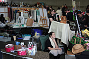 Australia, New South Wales, sydney, kirribilli, market, markets, market stall, market stalls, people, woman, women, female, females.
