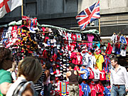 England, london, souvenir, souvenirs, flag, flags, people, clothes, AB71,
