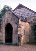 Australia, New South Wales, ebenezer, church, churches, religion, religious building, religious buildings, architecture, arch, arches, archway, archways.