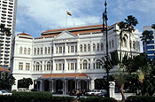 Singapore, Raffles, Raffles Hotel, Hotel, Hotels, architecture, city, cities.