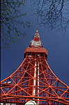 Asia, japan, tokyo, tokyo tower, tower, towers, structure, structures, metal, architecture, steel, steel construction, steel constructions, radio tower, radio towers, television tower, television towers, monolith, monoliths, iron monolith, iron monoliths, iron, communication, communication tower, communication towers.