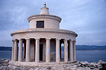 Greece, Europe, Southern Aegean, Southern Aegean region, kefallonia, Kefalonia, Cephalonia, ionian, ionian islands, eptanese islands, church, churches, religion, religious building, religious buildings, architecture, column, columns, pillar, pillars, ionian, ionian islands, cephalonia, kefalonia, eptanese islands.