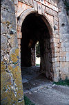 Greece, Europe, Southern Aegean, Southern Aegean region, kefallonia, Kefalonia, Cephalonia, ionian, ionian islands, eptanese islands, church, churches, religion, religious building, arch, arches, archway, archways, ionian, ionian islands, cephalonia, kefalonia, eptanese islands.