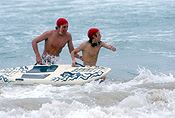 People, child, children, puberty, Australia, New South Wales, people, child, children, puberty, run, runs, running, runner, runners, child, children, boy, boys, teenager, teenagers, teenage boy, teenage boys, male, males, life saving, life saving, surf life saving, surf lifesaving, life saver, life savers, life saver, life savers, safety.