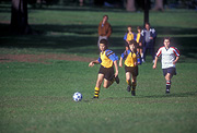 Sport pictures, Sports, soccer, soccer game, soccer games, soccer ball, run, runs, running, soccer balls, soccer player, soccer players, boy, boys, male, males, children, people, child, football, football game, football games, football player, football players, outdoors.
