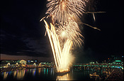 Australia, New South Wales, sydney, darling harbour, harbour, harbours, firework, fireworks, celebration, celebrations, new year, new years eve, entertainment.