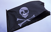 Flag, flags, pirates, pirates flag, skull, skulls, skull and cross bone, skull and cross bones, skull and crossbone.