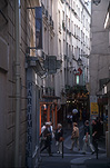 France, Europe, French, Paris, street, streets, road, roads, sealed road, sealed roads, latin, latin quarter, latin quarters, FF25,