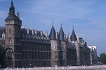 France, Europe, French, Architecture, Paris, Palace, Palaces, Castle, Castles, Palace de Justice, Palace of justice, justice, FF25,