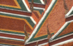 Asia, thailand, pattern, patterns, Architecture, bangkok, roof, roofs, rooves, wat, wats, wat po.