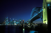 Australia, New South Wales, Architecture, arch, arches, skyscraper, skyscrapers, highrise, high-rise, high-rise building, high-rise buildings, archway, archways, Sydney, Sydney Harbour, Sydney Harbor, Sydney Harbour Bridge, Sydney Harbor Bridge, harbour bridge, bridge, bridges, FF25,