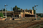 Australia, Victoria, Vic, railway station, railways stations, station, stations, railway, railways, transport, transportation, vehicle, vehicles, FF25,