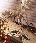 Christmas, christmas scene, christmas scenes, music, xmas, christmas time, xmas time, book, books, paper, music book, music books, paper, sheet music.
