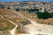 Jordan, Middle East, Middle Eastern country, Middle Eastern Countries, architecture, gerasa, jerash.