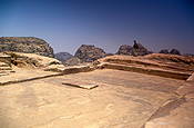 Jordan, Middle East, Middle Eastern country, Middle Eastern Countries, Petra, sacrifice, high place of sacrifice.