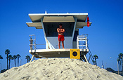 America, USA, US, LA, Los Angeles, Huntington, Huntington beach, United States, United states of America, Beach, Beaches, coast, coasts, coastal, lifeguard, lifeguards, man, men, male, males, occupation, occupations, FF25,