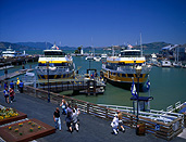 America, usa, united states, united states of america, california, san francisco, fisherman's wharf, wharf, wharves, boat, boats, boating, mooring, moorings, harbour, harbours, marina, marinas, dock, docks, FF25,