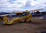Transport, transportation, vehicle, vehicles, vintage plane, vintage planes, biplane, biplanes, bi-plane, bi-planes, plane, planes, aircraft, aircraft, tiger moth, tiger moths, newcastle, airport, airports, NSW, New South Wales, Australia, aviation.