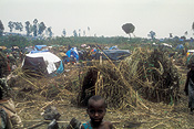 Africa, African, Africans, Civil War, Civil Wars, Rwanda, Rwandan, Rwandan Civil War, Rwandan Refugee Camp, Rwandan Refugee Camps, Refugee Camp, Refugee Camps, Refugee, Refugees, people, tent, tents, JRH24,