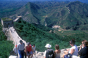 Asia, china, wall, walls, great wall, great wall of china, the great wall, the great wall of china, simatai, tourist, tourists, tourism, tourism industry, tourism.